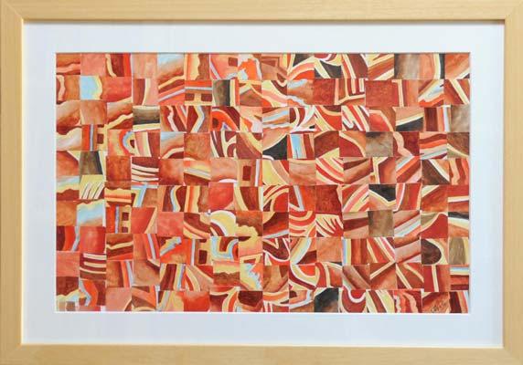 Aquarelles de Christophe Vilar, artiste peintre, Sète